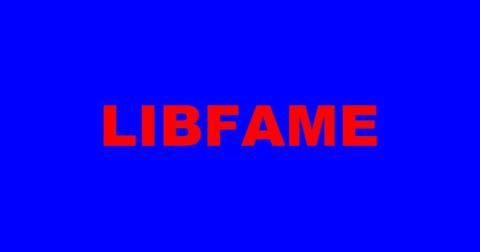 LIBFAME FLAG